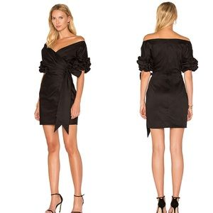 Fame and partners revolve -  Issa wrap dress